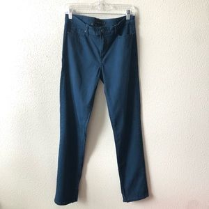 Calvin Klein Jeans Blue Soft Brushed Fabric Sz 10